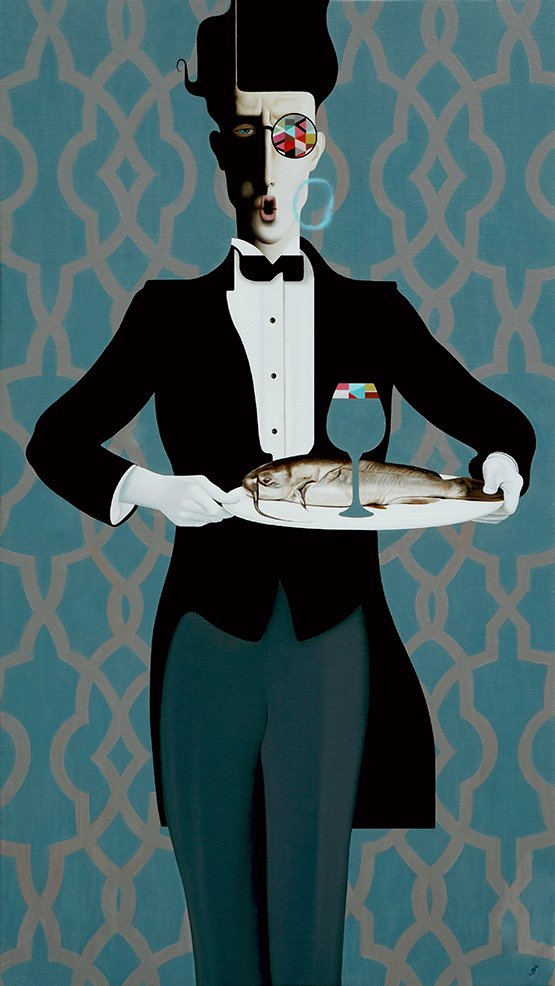 Slava Fokk The Waiter