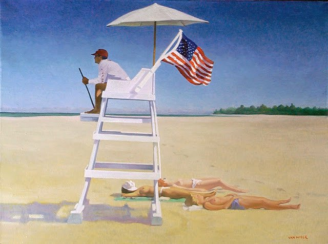 Lifeguard Miami 4 - Nigel Van Wieck