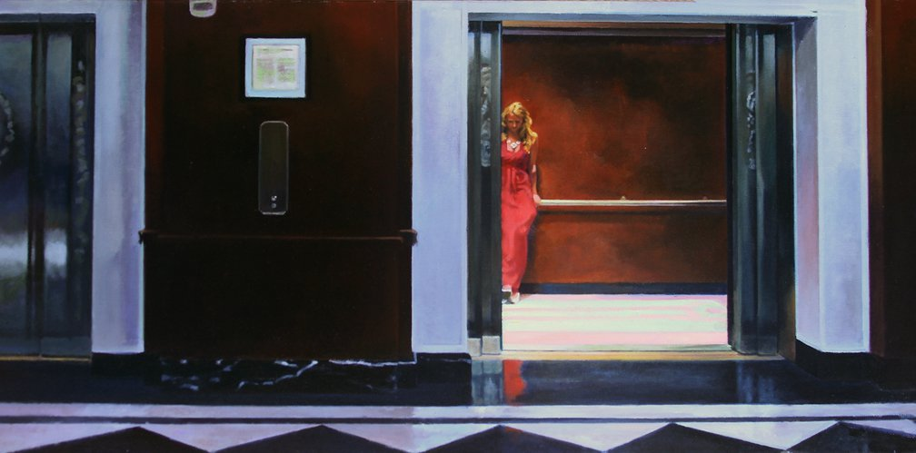 First Floor - Nigel Van Wieck
