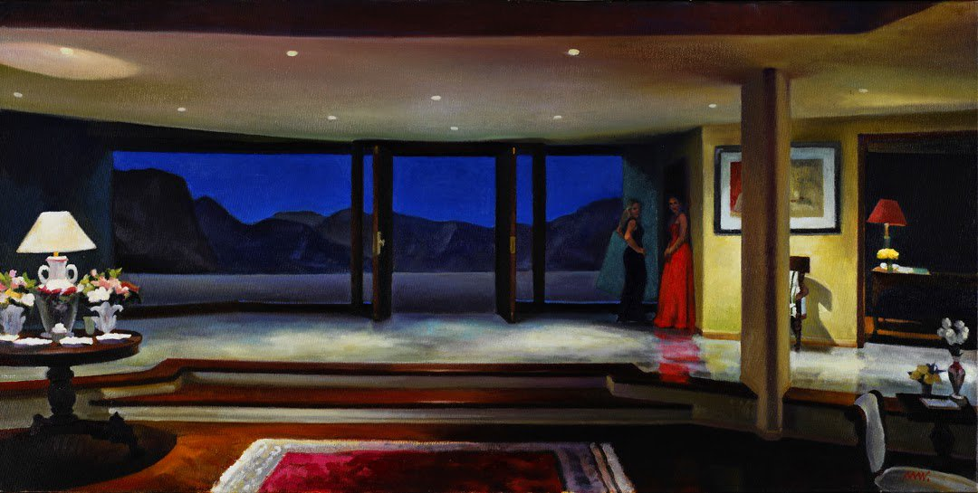Another World - Nigel Van Wieck