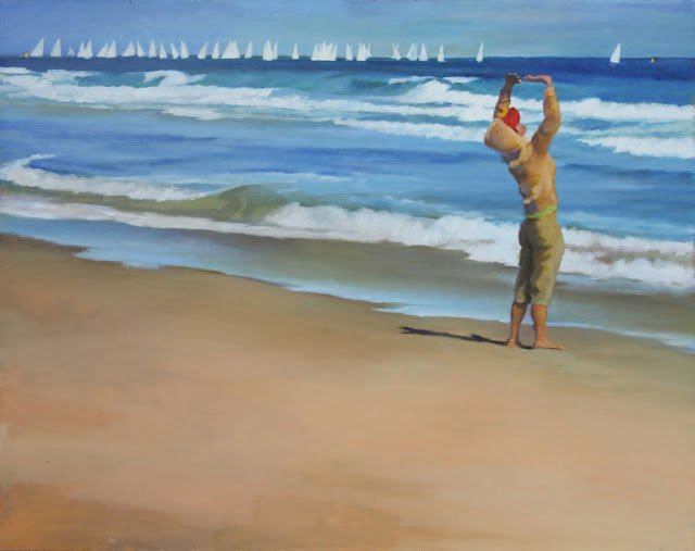 Holding the heavens - Nigel Van Wieck