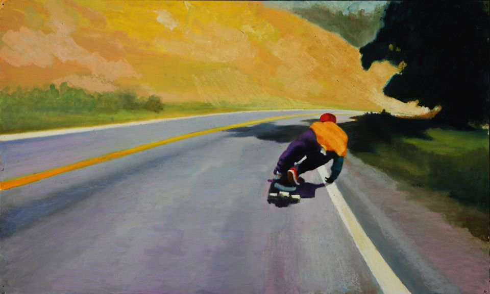 Escape II - Nigel Van Wieck