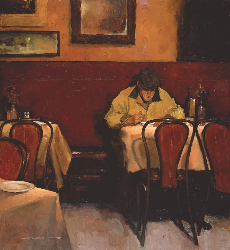 Table for one - Joseph Lorusso