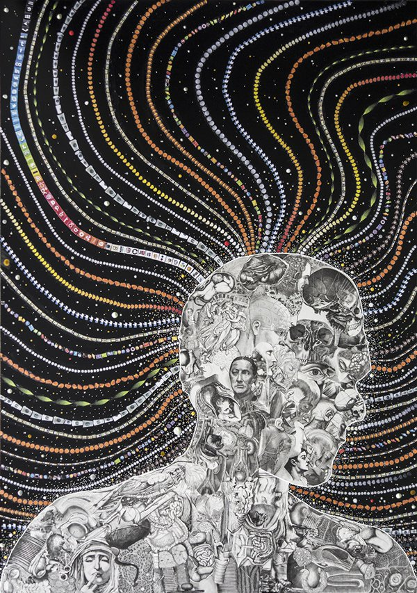 Psychedelic Constructivism 05 - David Crunelle
