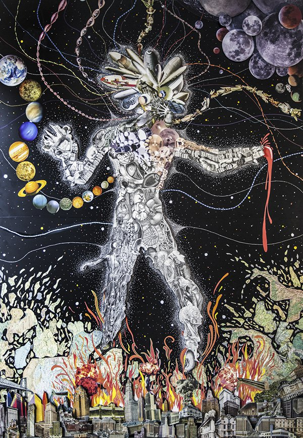 Kaiju Superstar 1 - David Crunelle