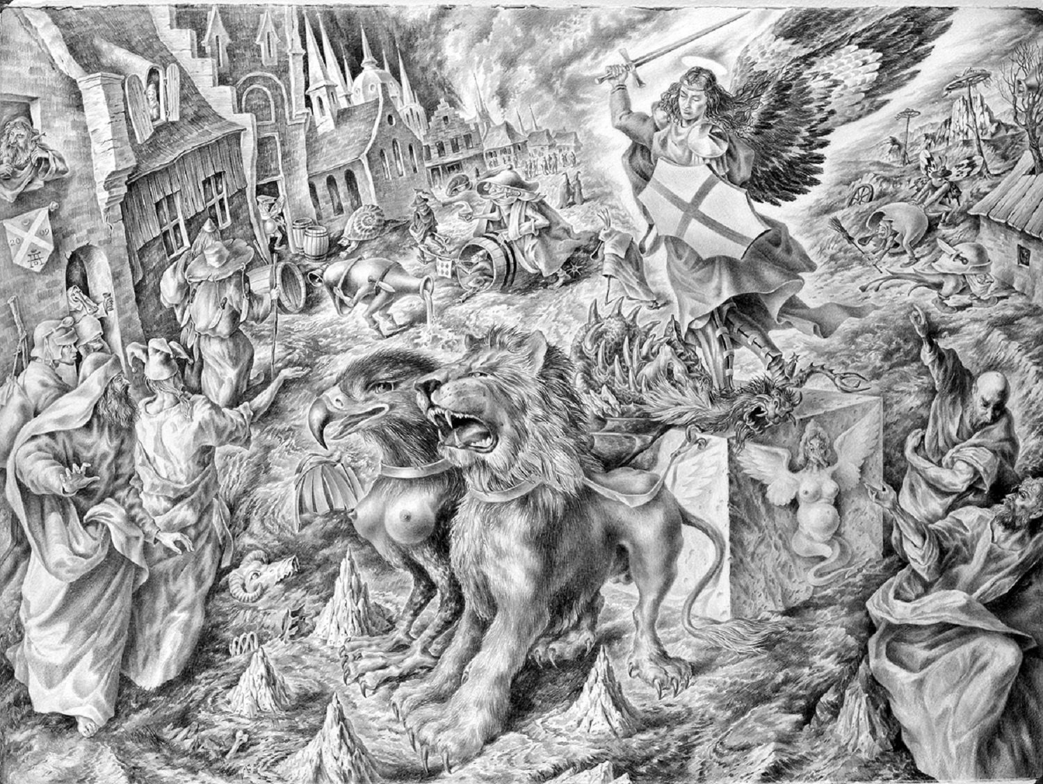 Kill The Dragon - Alexander Donskoi