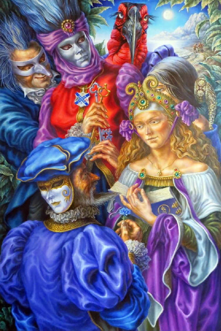 The Key of Masquerade - Alexander Donskoi