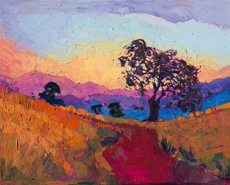 Saturated Light - Erin Hanson