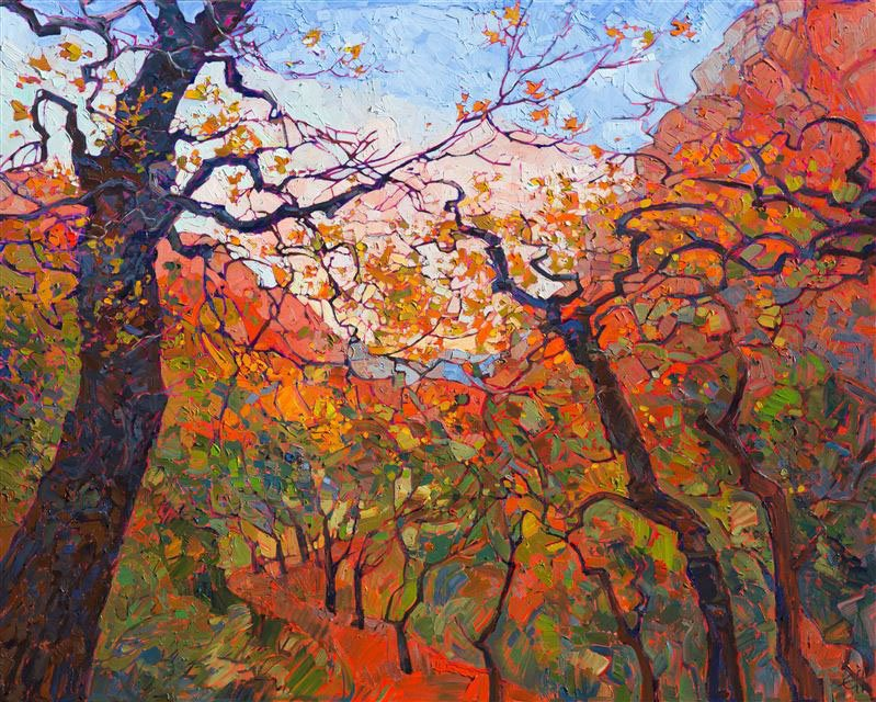 Autumn Tapestries - Erin Hanson