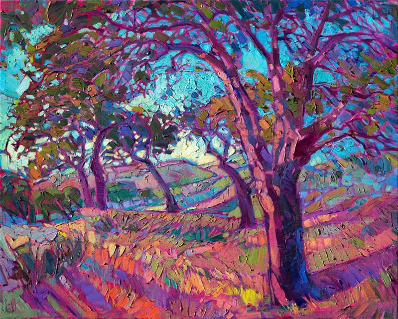 Vineyard of Color - Erin Hanson