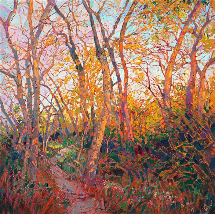 Into the Woods - Erin Hanson
