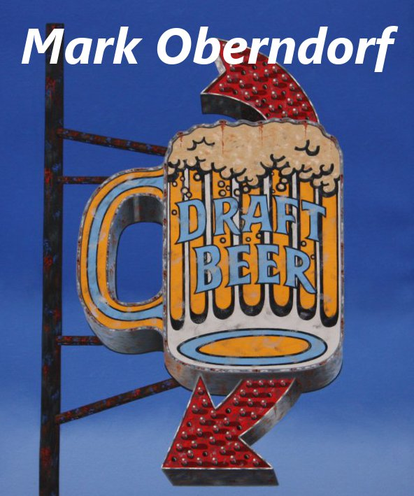 Mark Oberndorf Fine Art