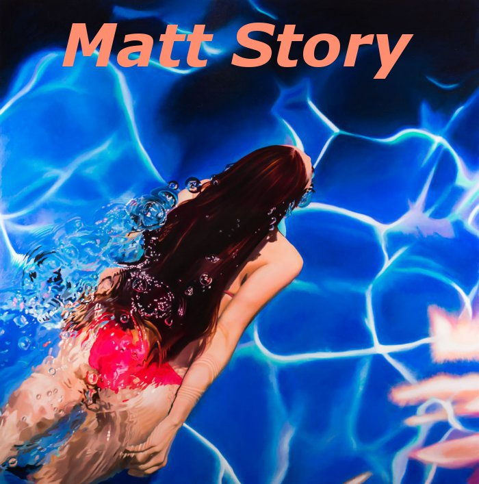 Matt Story - Crystals of Pristine Memory