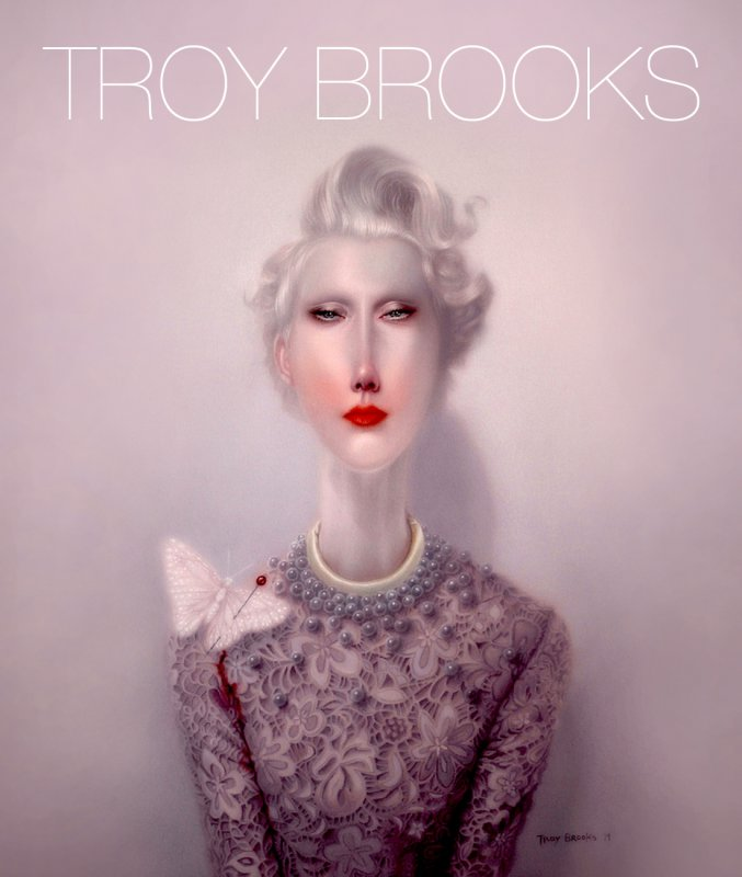 Troy  Brooks - The B-Girls