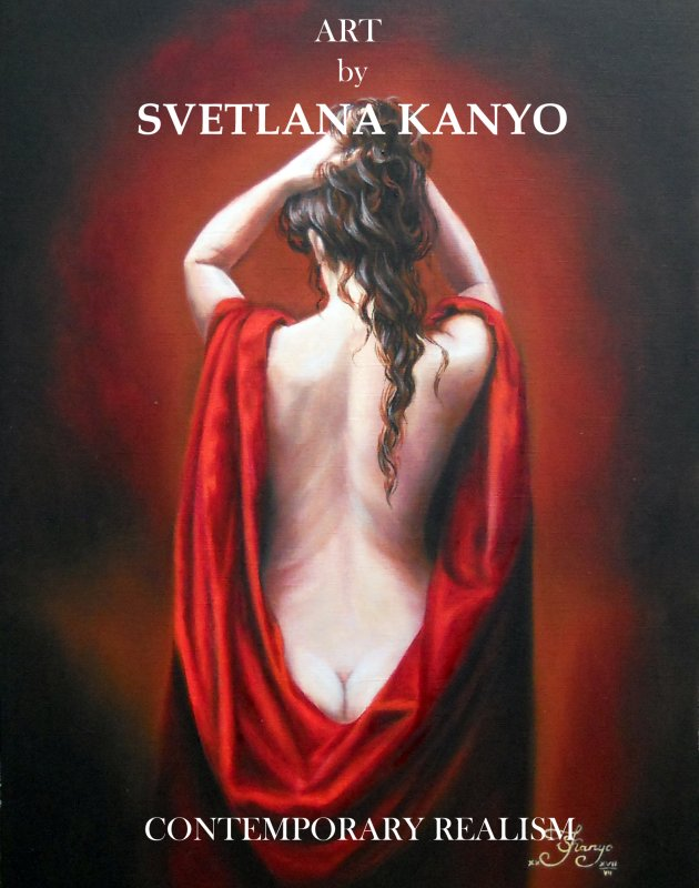 Classical Nude by Mrs.Svetlana Kanyo - Bio and Artist Statement