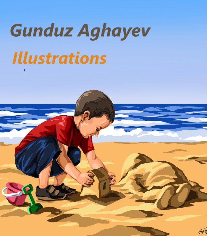 Gunduz Aghayev - Illustrations