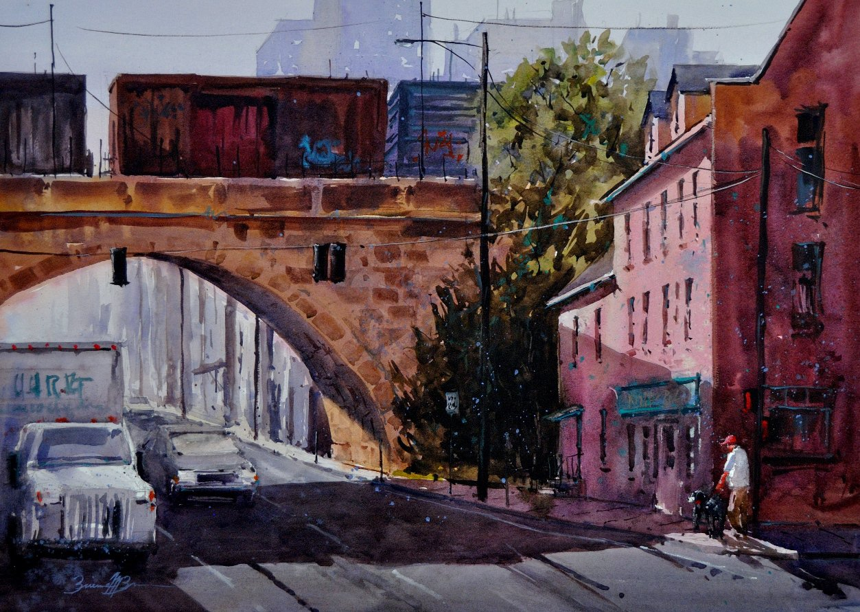Stroll Up Front Street - Brienne M Brown