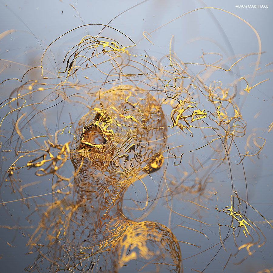 Golden Boy - Adam Martinakis