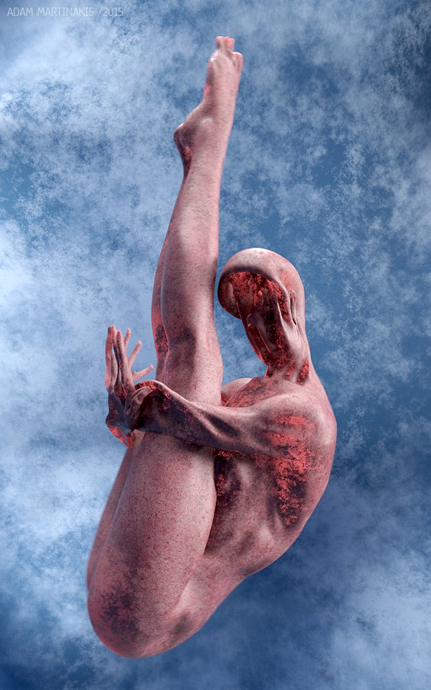 Skydiver - Adam Martinakis