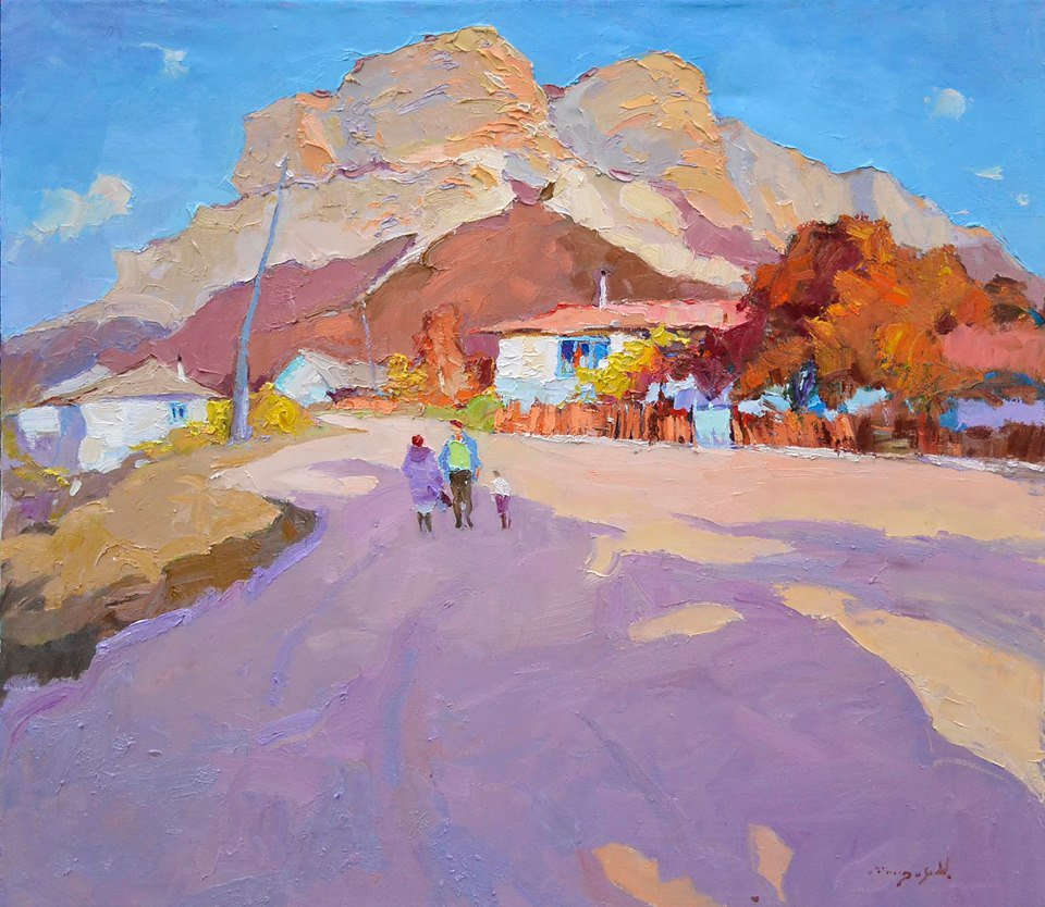 Mountain village Crimea - Alexander Shandor