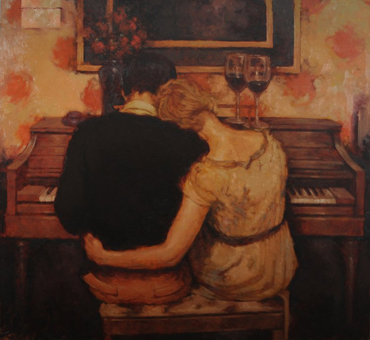 A Familiar Tune - Joseph Lorusso