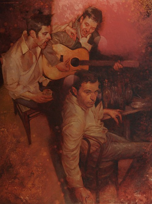 Bourbon and Song - Joseph Lorusso