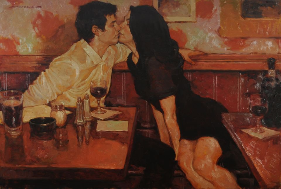 Late at night - Joseph Lorusso