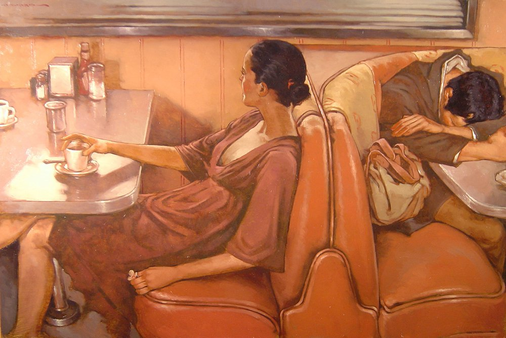 Late Night Rendezvous - Joseph Lorusso