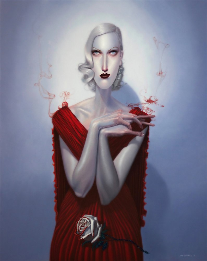 Slow Burn  - Troy Brooks