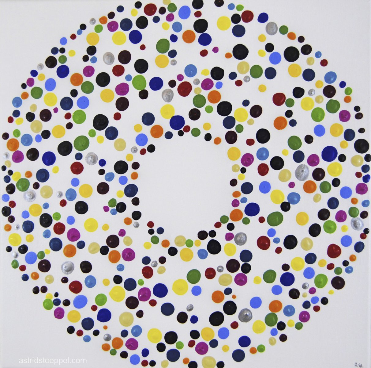 Dotted circle! - Astrid Stöppel