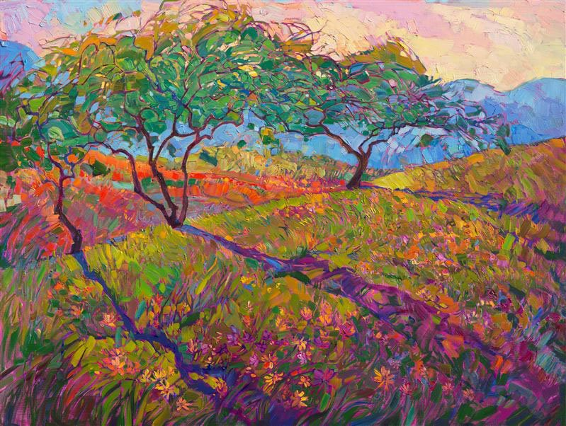 Wildflowers - Erin Hanson
