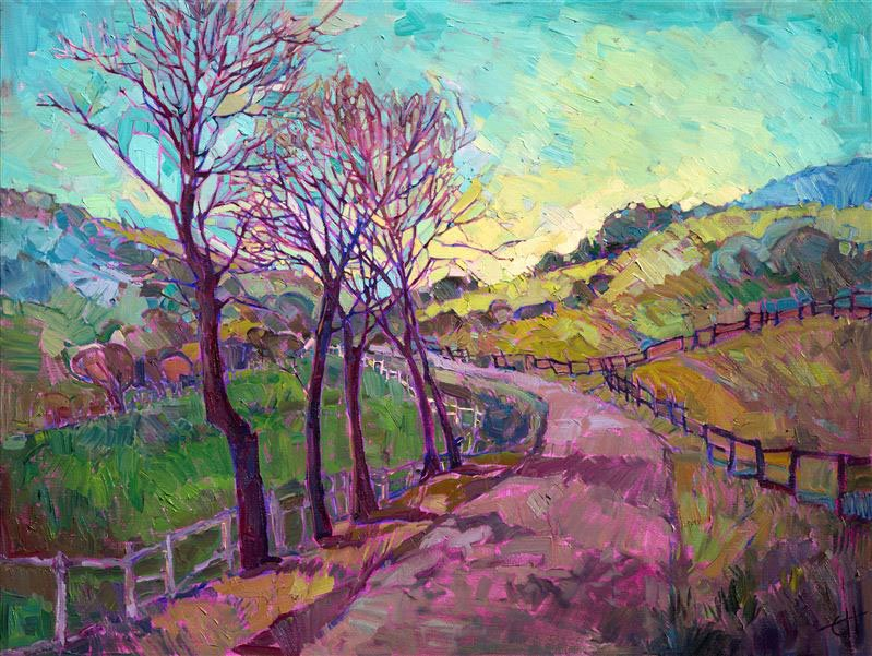 Morning Gaze - Erin Hanson