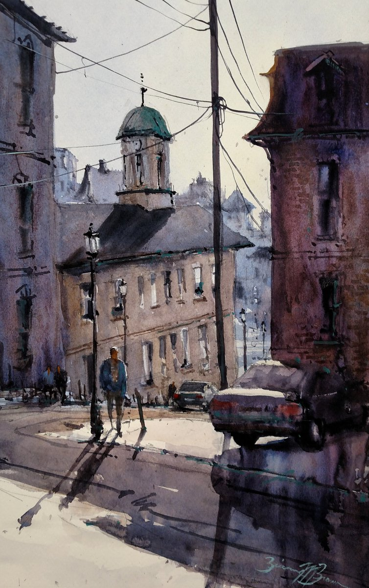 High Street Stroll - Brienne M Brown