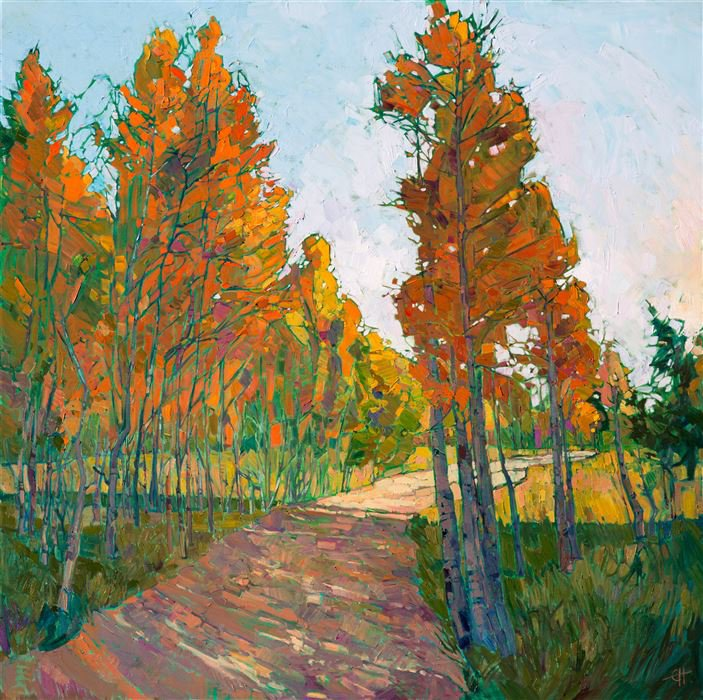Jouney into Cedar Breaks - Erin Hanson