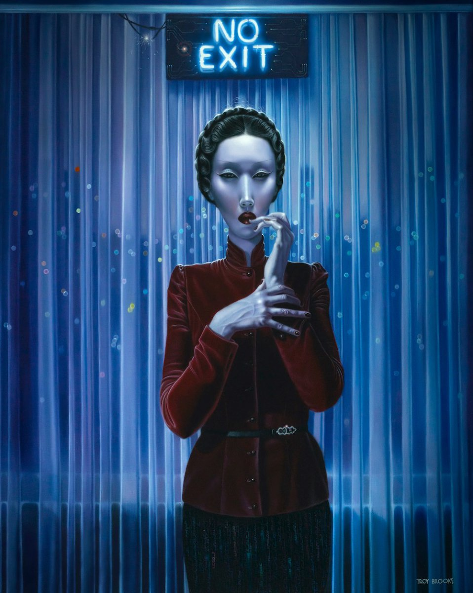 Shanghai Lily - Troy Brooks