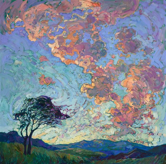 Motion of Light - Erin Hanson
