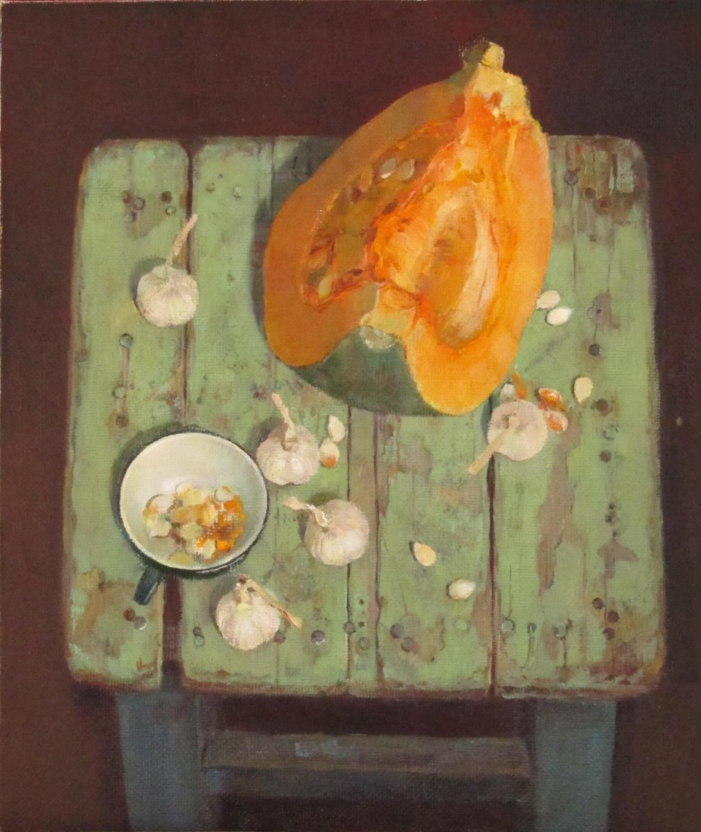 piece of pumpkin - Evgenia Trifonova