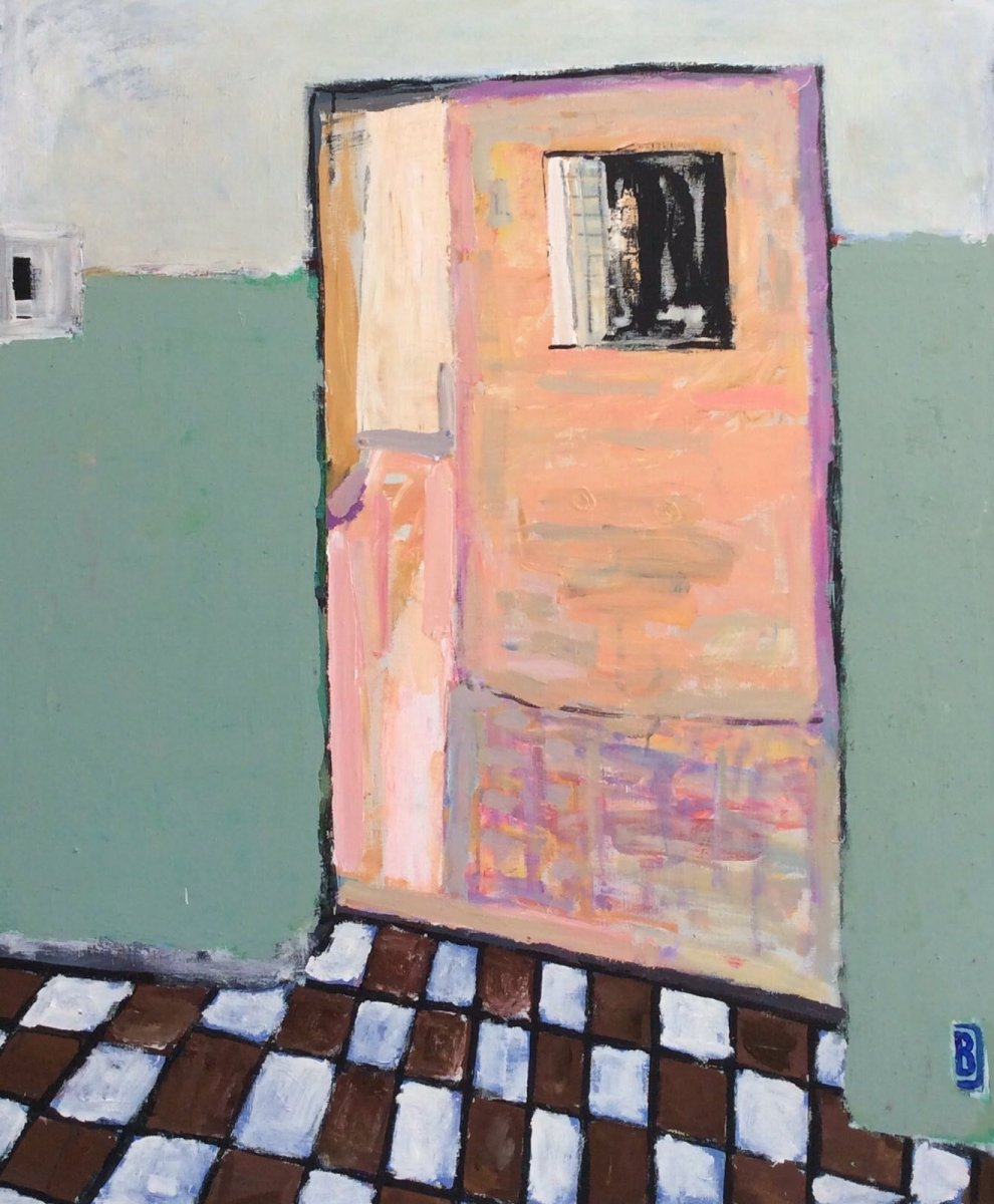Shower room №2 - Vladimir Daibov