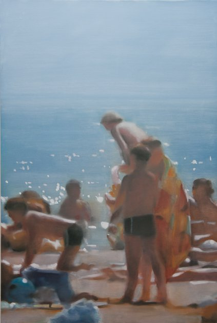 Plage (2) - Philippe Bluzot