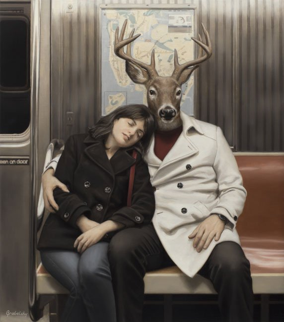 Mandy & Mr. Buck - Matthew Grabelsky