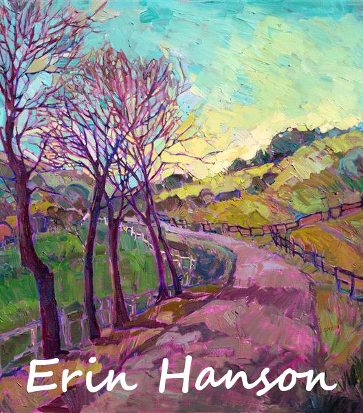 Erin Hanson's Painted Parks - Presented by the St. George Art Museum, Utah