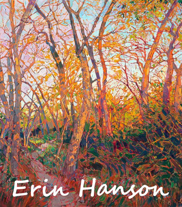 Erin Hanson's Painted Parks