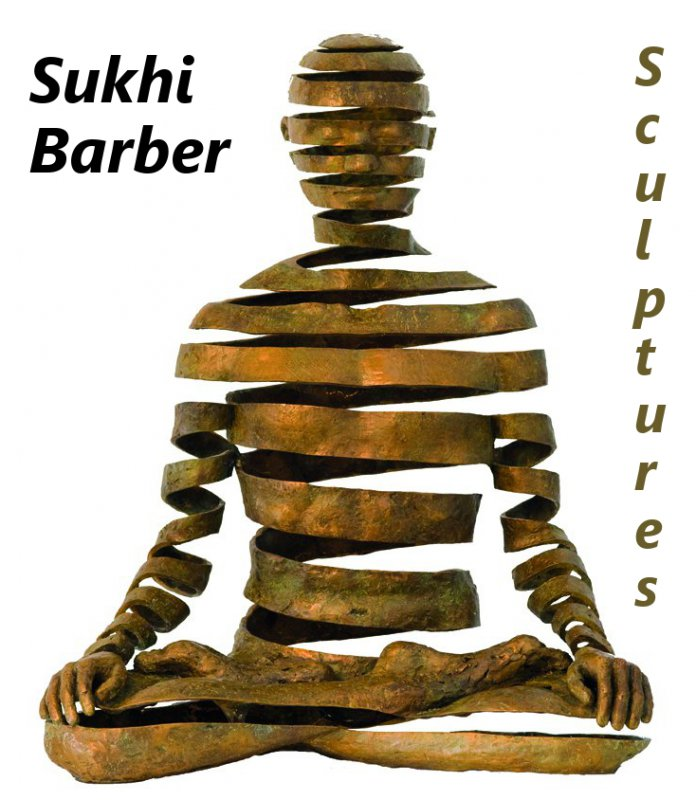 Sukhi Barber - Bronze Sculptures