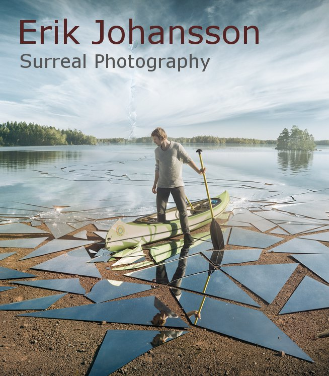 Erik Johansson - Surreal Photography