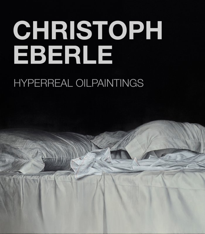Christoph Eberle - Hyperreal Oilpaintings