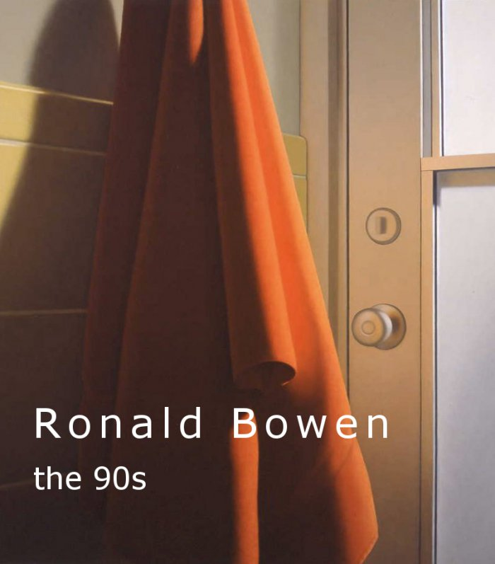 Ronald Bowen the 90s and beyond