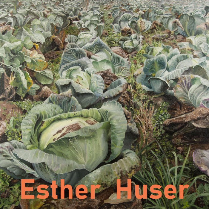 Esther Huser Oil paintings