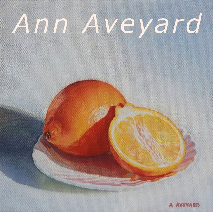 Oil paintings by Ann Aveyard - Ann Aveyard paintings