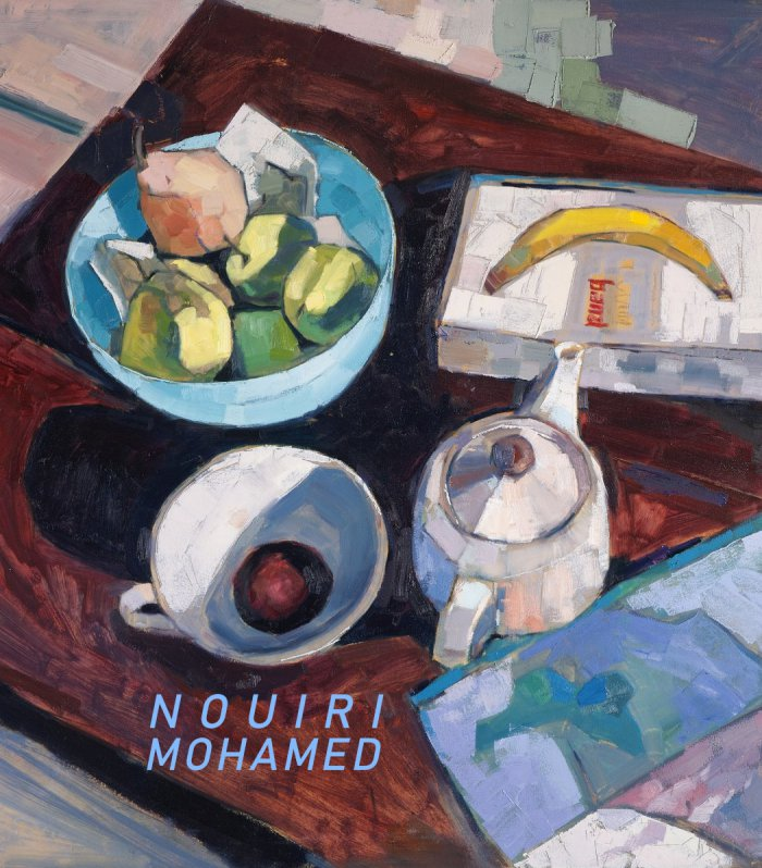 Exhibition of Mohamed nouiri by Gallery  Luxury Artwork
